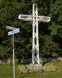 Croix du Chemin des Patriotes