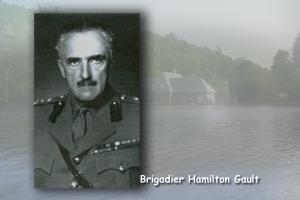 La montagne brigadier Gault