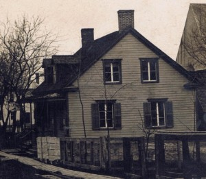La paroisse maison du bedeau